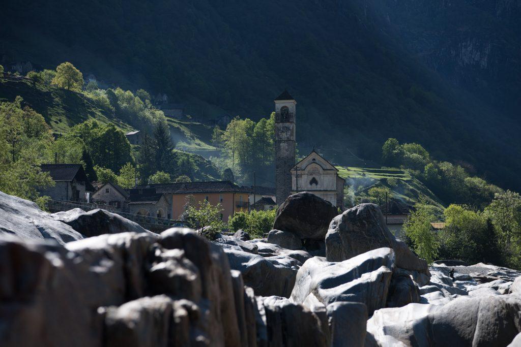 Kirche von Lavertezzo